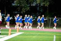 Football vs McDonogh 35 ~ 9/19/14
